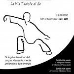Flyer Tai Chi August '12