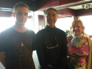 with Jirka & auntie hippsee[Silka]